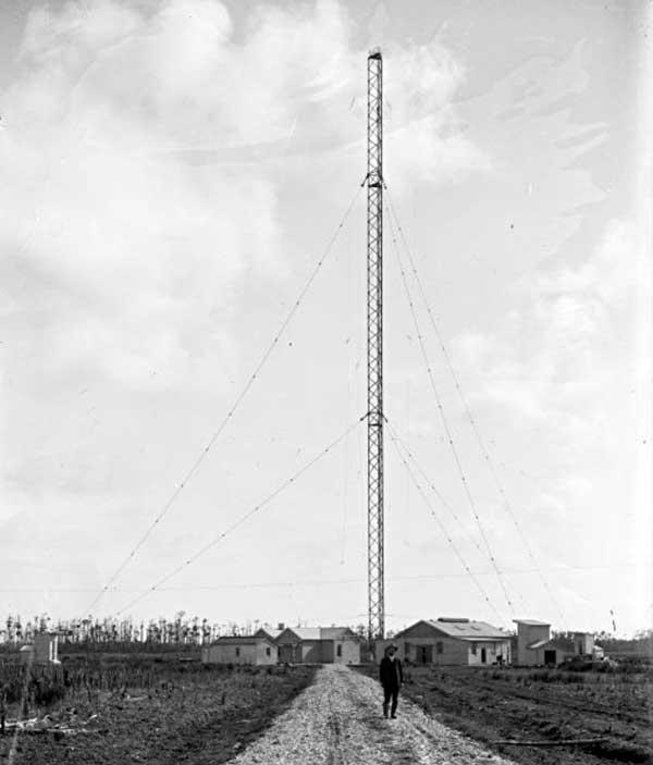 Awanui Radio VLA, circa 1919