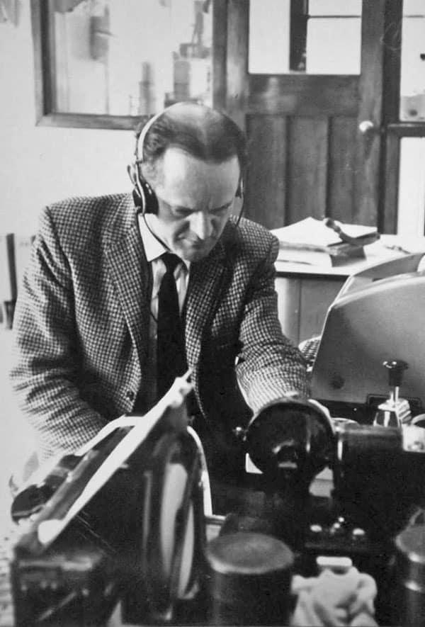 Charles A Glennie, ZLB Senior Supervisor, 1971