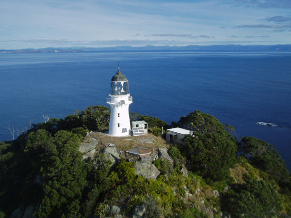 Cuvier Island Lighthouse