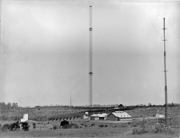 Pennant Hills wireless station