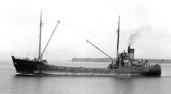 MV Kopua