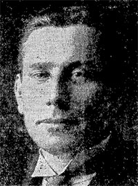 Capt James H Miller of SS Holmwood
