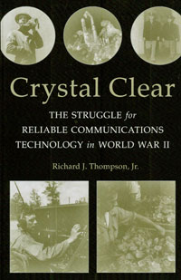 Crystal Clear book cover