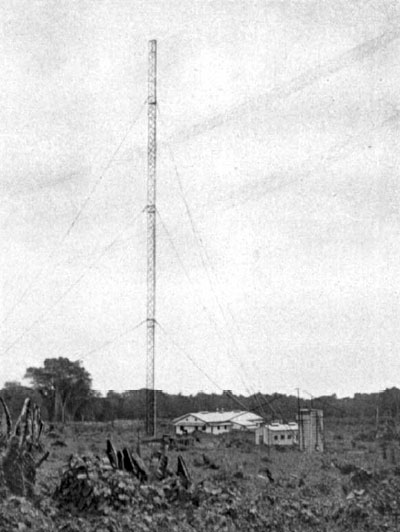Apia wireless station