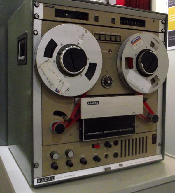 RACAL 'International Communications Recorder'