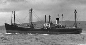 MV Waimea