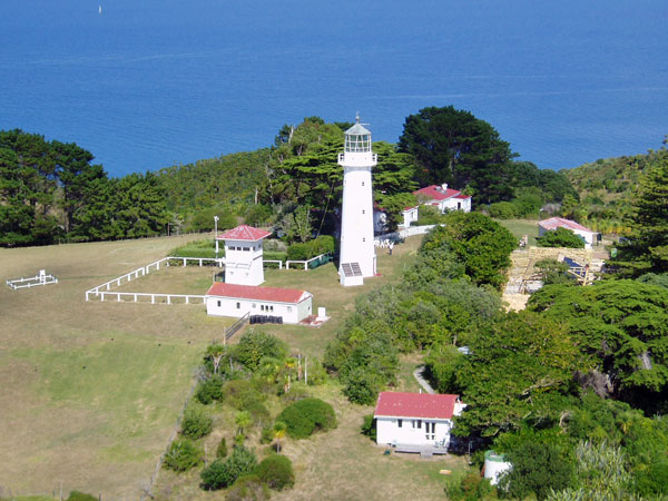Tiritiri Matangi Lighthouse