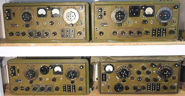 The four main versions of the ZC1: Original Mk-1 top left, Mk-1 Type 2 top right, Mk-1 Type 3 bottom left and Mk-2 bottom right.