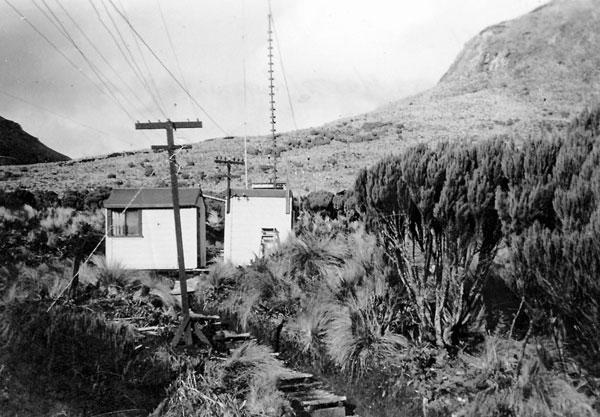 Campbell Island Radio, 1951