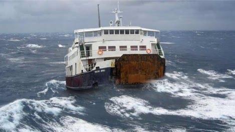 Tongan ferry Princess Ashika