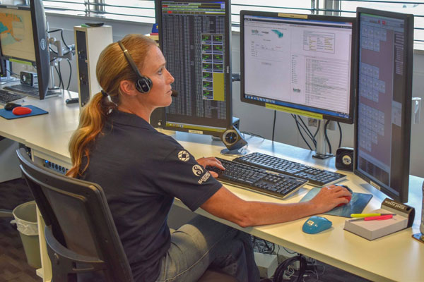 Taupo Radio ZLM, 2019. Operator Jo