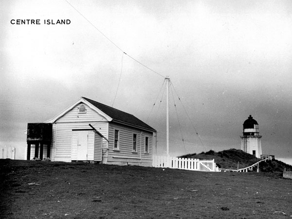 Centre Island light, date unknown