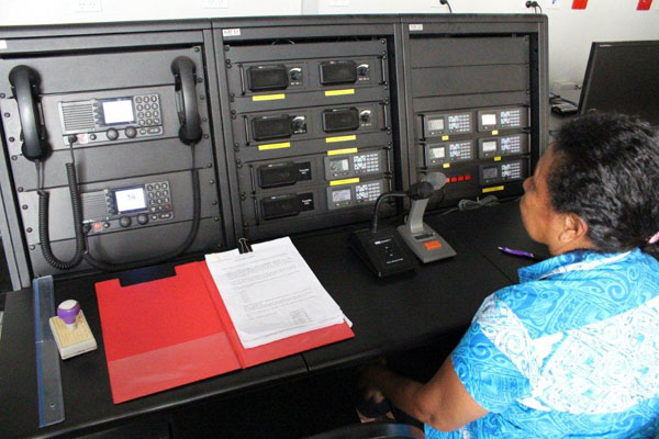 Port Moresby Radio P2M