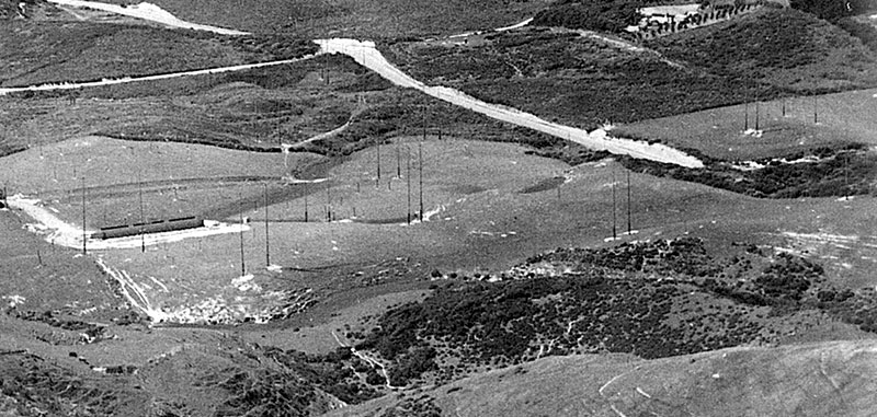 Ohariu Transmitting Station at Johnsonville