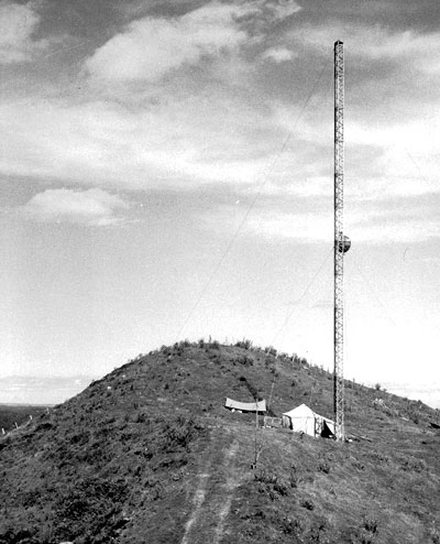 A microwave test site