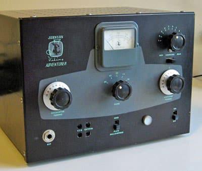 Adventurer transmitter at ZL1NZ