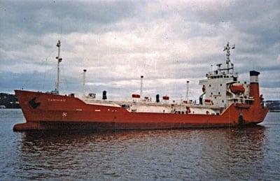 LPG tanker Tarahiko