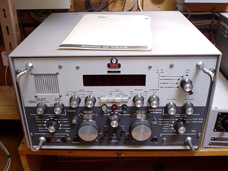 Marconi Apollo receiver