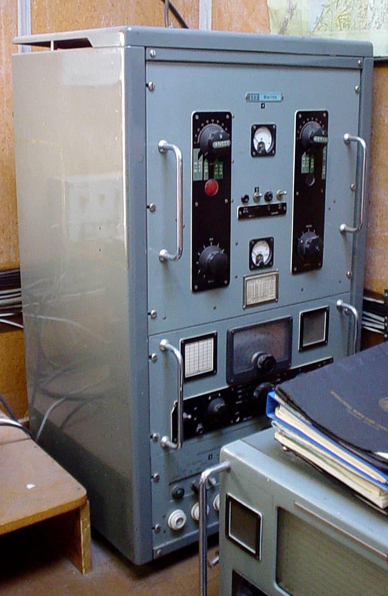 ITT Marine transmitter
