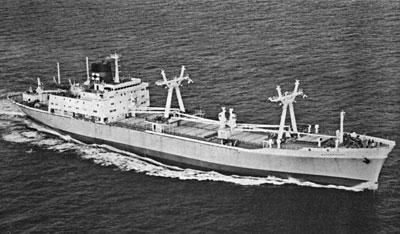 Motor Vessel Manapouri