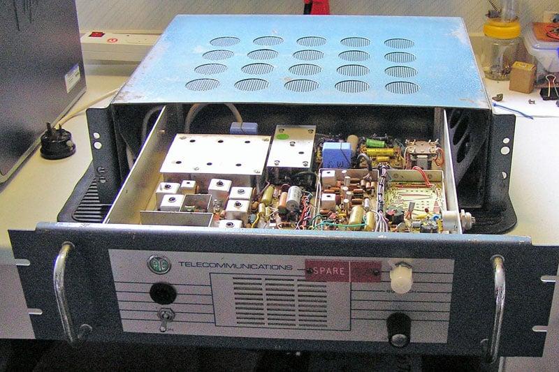 PYE transistorised receiver