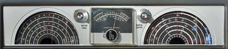 radio tuning dials