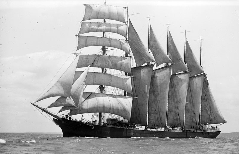 Barquentine ER Stirling