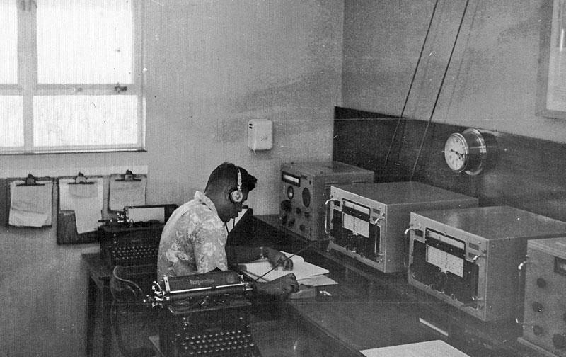 Suva Radio 3DP Raj Singh operator
