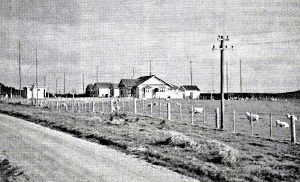 Chathams Islands Radio ZLC in 1957