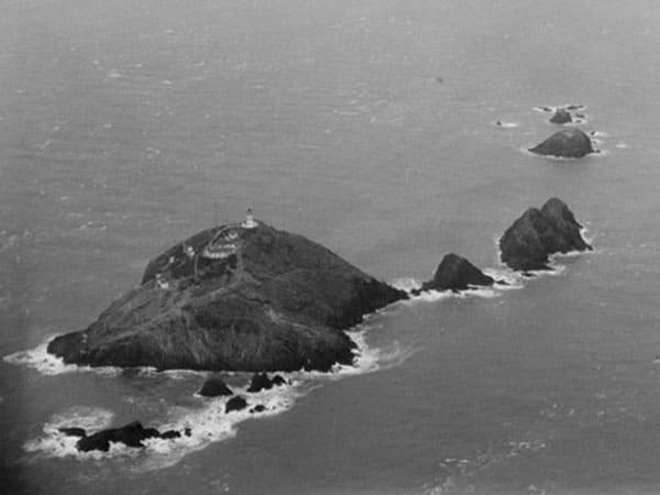 Brothers Islands, June 1958