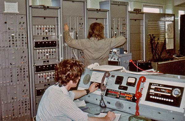 Makara Radio control console c1970