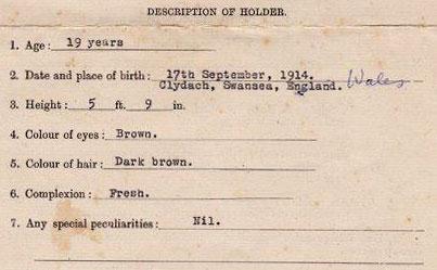 1933 New Zealand amateur radio certificate for Elvin Ellenden