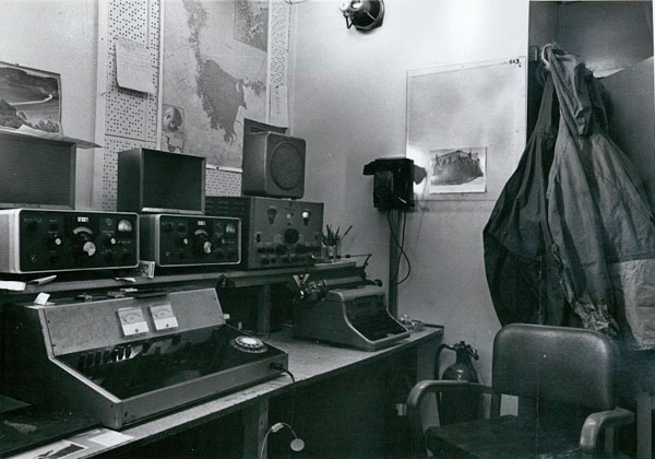 By the 1973-19743 season, two Collins 51S-1 receivers were in use at Scott Base, although at least one of the original 1957 receivers remained