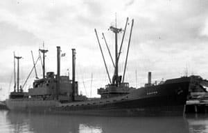 Kaitoa at Napier, 1956-1964