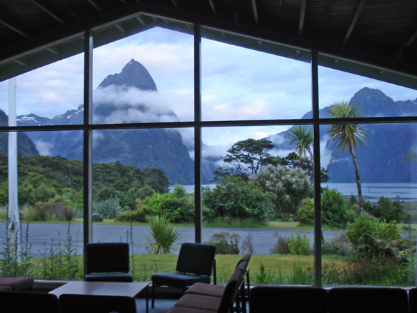 Real Journeys Lodge, Milford Sound