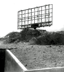 NZ-made C1 radar installed at Palmer Head, Wellington, 1940