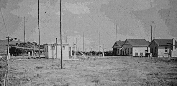 Chatham Islands Radio, date unknown