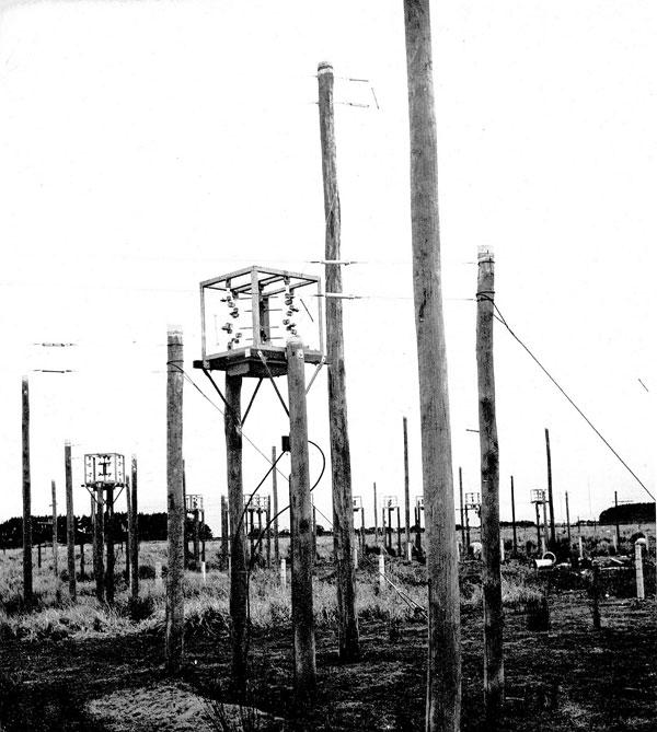 Antennas at Himatangi