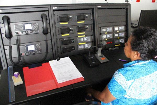 Port Moresby Radio P2M