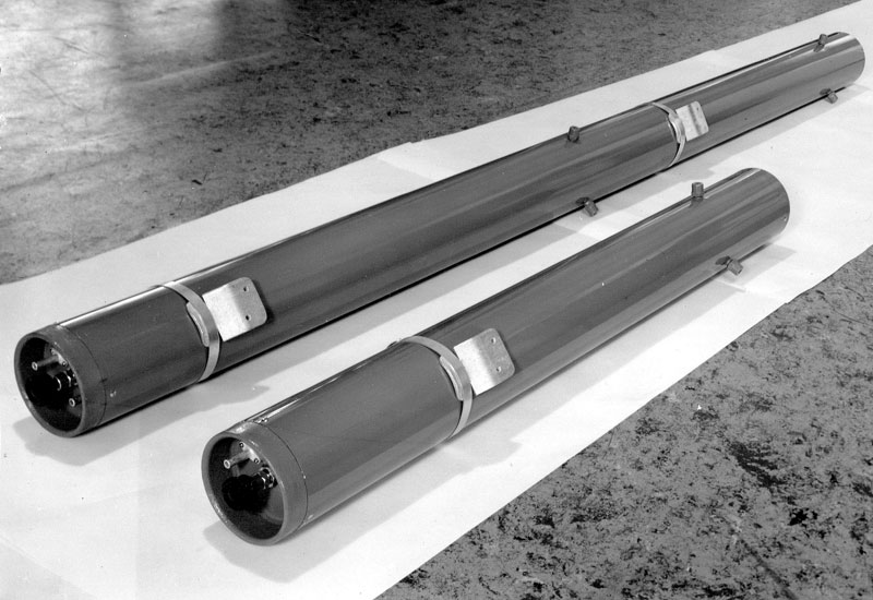 40MHz Cavity filters made in the 4th floor workshop