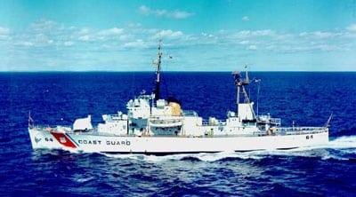 US Coast Guard ship Escanaba