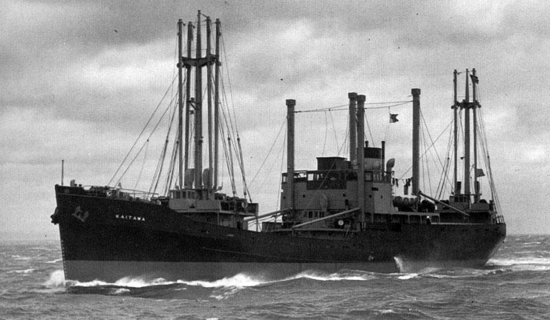 MV Kaitawa
