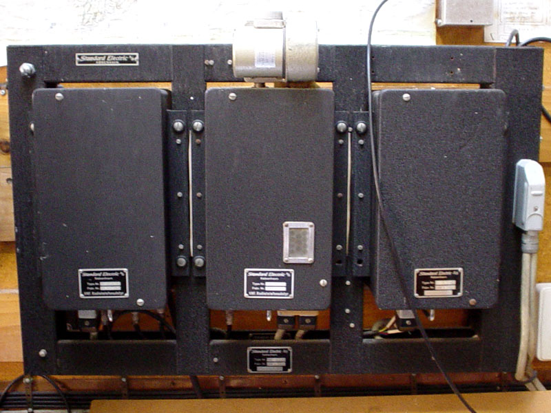 Standard Electric panels