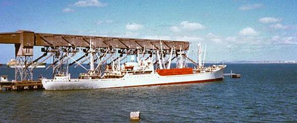 Capitaine Wallis in 1984-1985