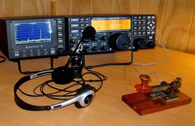 ZL1AJY amateur radio station