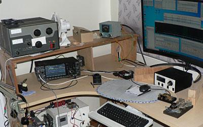 ZL1BBW amateur radio station
