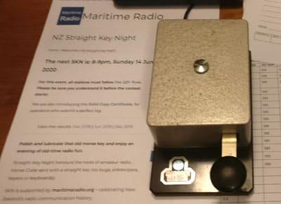Marconi key